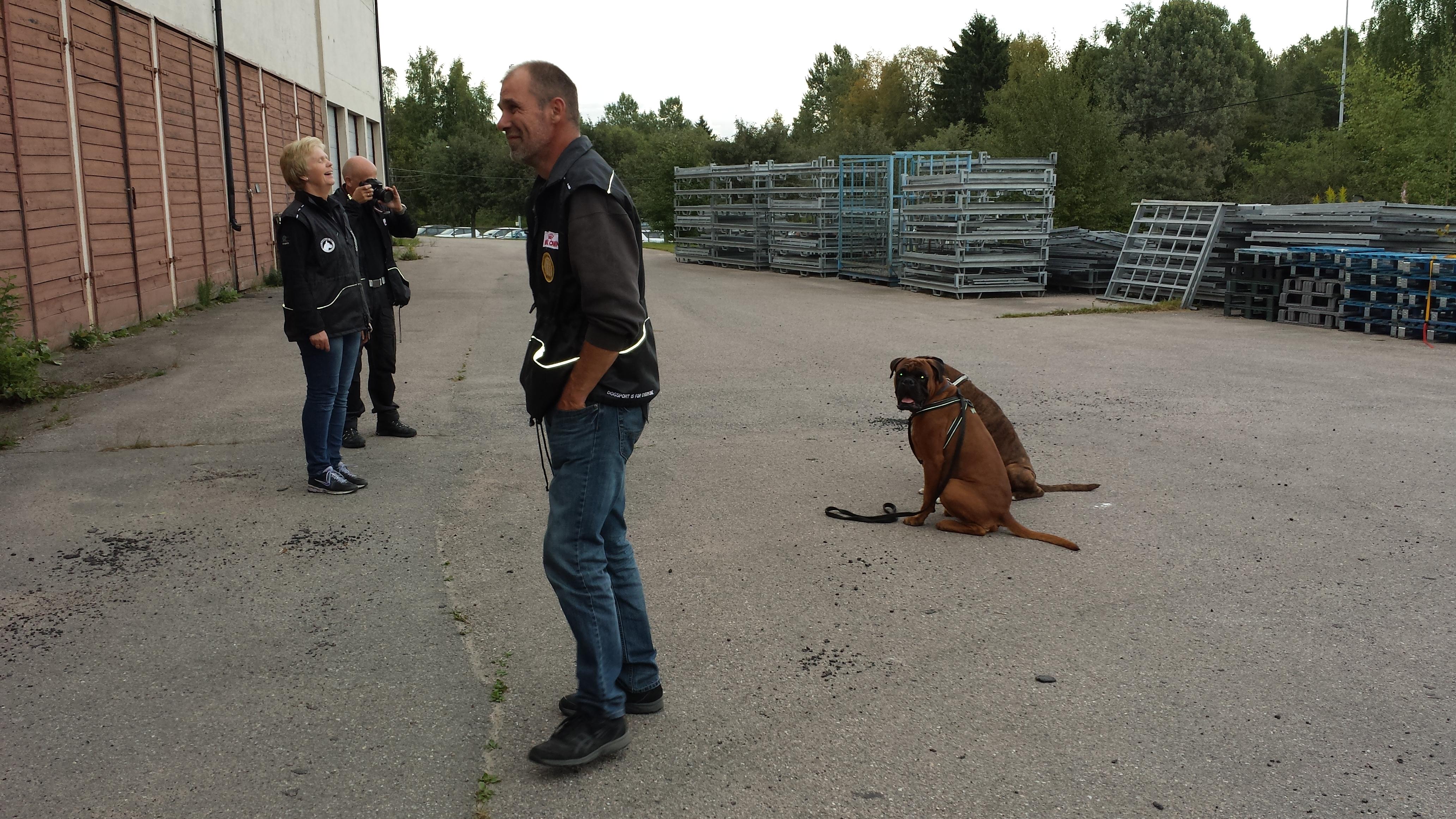 Treningsmanual for NVIO avd. Oslos hundegruppe