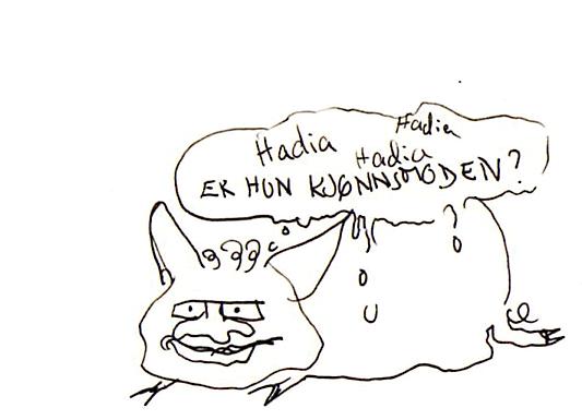 Karikaturer og ytringsfrihet – Kristin B. Bruun