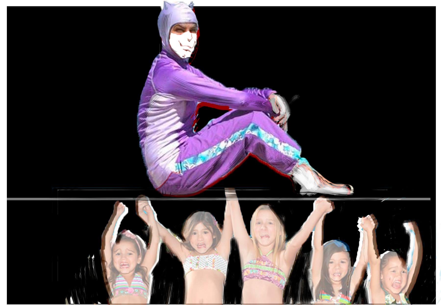 Burkini eller bikini skolens svømmeundervisning? Ill. Kristin B. Bruun