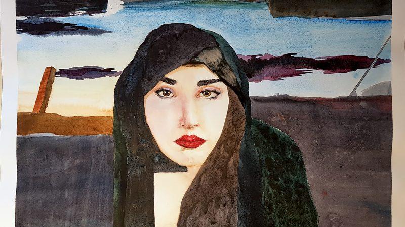 Hijab og pupp, Kristin B. Bruun