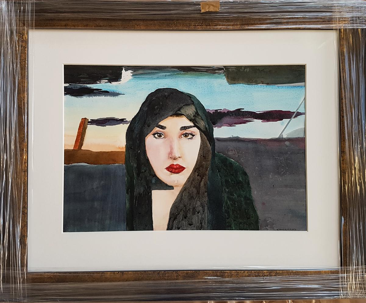 Hijab og pupp - Kristin B. Bruun