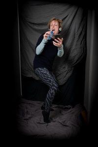 Foto og modell: Kristin Bruun