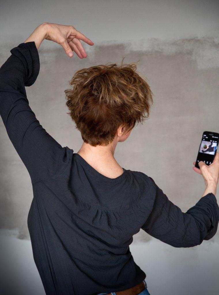 Selfieprosjekt - foto: Kristin B. Bruun