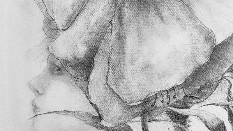 Tegning - Kristin B. Bruun